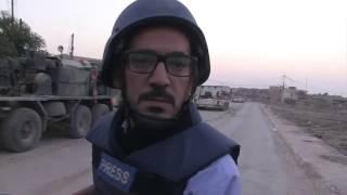 تقرير حصري من وسط برطلة على مشارف الموصل بعد استعادتها من تنظيم الدولة الاسلامية