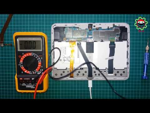 DIY - How to Replace the Charging Port for Samsung Galaxy Tab 3 10.1