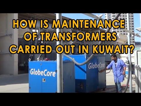 Transformer Oil Processing