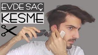 Evde Saç Nasıl Kesilir ? │ Erkek Saç Kesimi