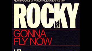 Bill Conti - Gonna Fly Now (Instrumental, Rocky Ost) (1977)