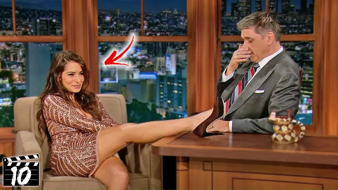 Download Top 10 Celebrities Who Destroyed Their Careers On Talk Shows