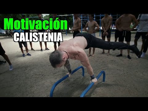 Motivación Deportiva Calistenia La Peor Lesión De Mi Vida