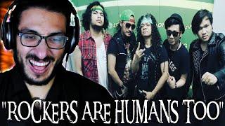 I CAN'T MAKE YOU WAIT LONGER GUYS! Seurieus - Rocker Juga Manusia (Official Music Video) reaction
