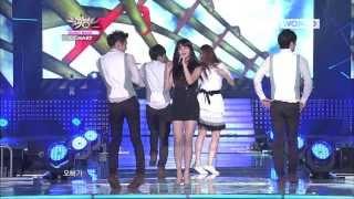 Gambar cover [Music Bank K-Chart] IU - Good Day (2012.08.31)