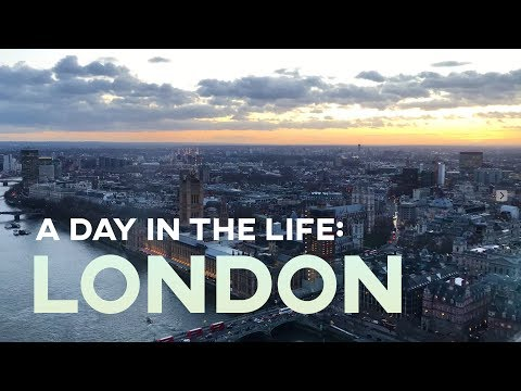 A Day in the Life: Study Abroad London