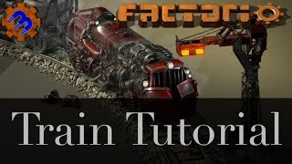 Factorio Train Tutorial - Absolute Basics