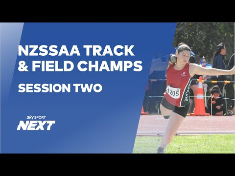 NZSSAA Track and Field Champs   Athletics   Sky Sport Next