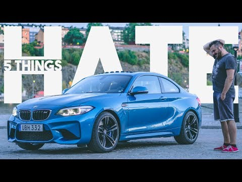 5 Things I HATE about my BMW M2!