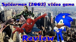 Spiderman (2002) Video game - The Hedgehog Ninja