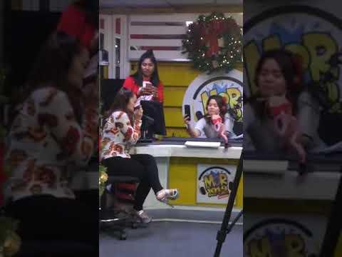 Ms. Jessa Zaragoza Pranks Ms. Nova Villa 10/20/17
