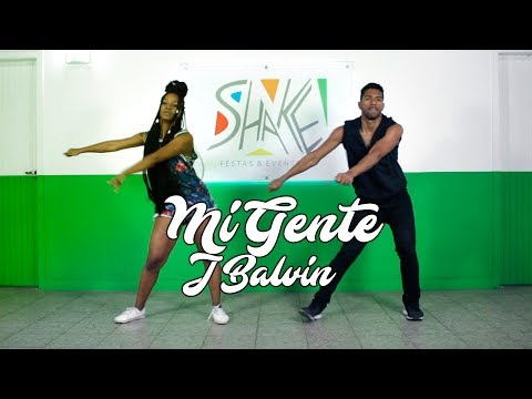 Mi Gente - J Balvin ft Willy William | Coreografia | Shake It!