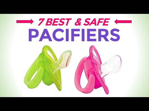 7 Best Pacifier Brands for Babies to Buy online with Price