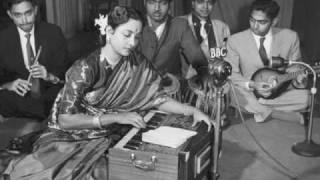 Geeta Dutt : Char din ki hain baharein : Film - Yahudi Ki Ladki(1957)
