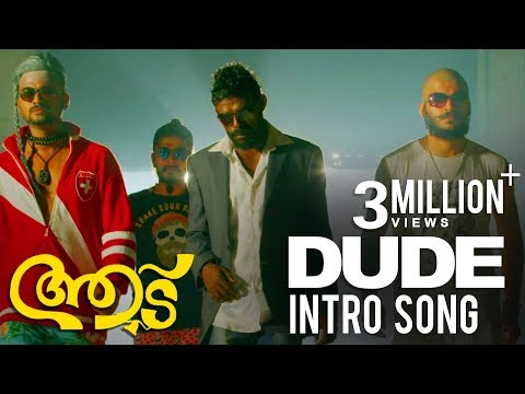 Dude Intro song from Aadu - Vinayakan |  Jayasurya | Vijay Babu | Sandra Thomas