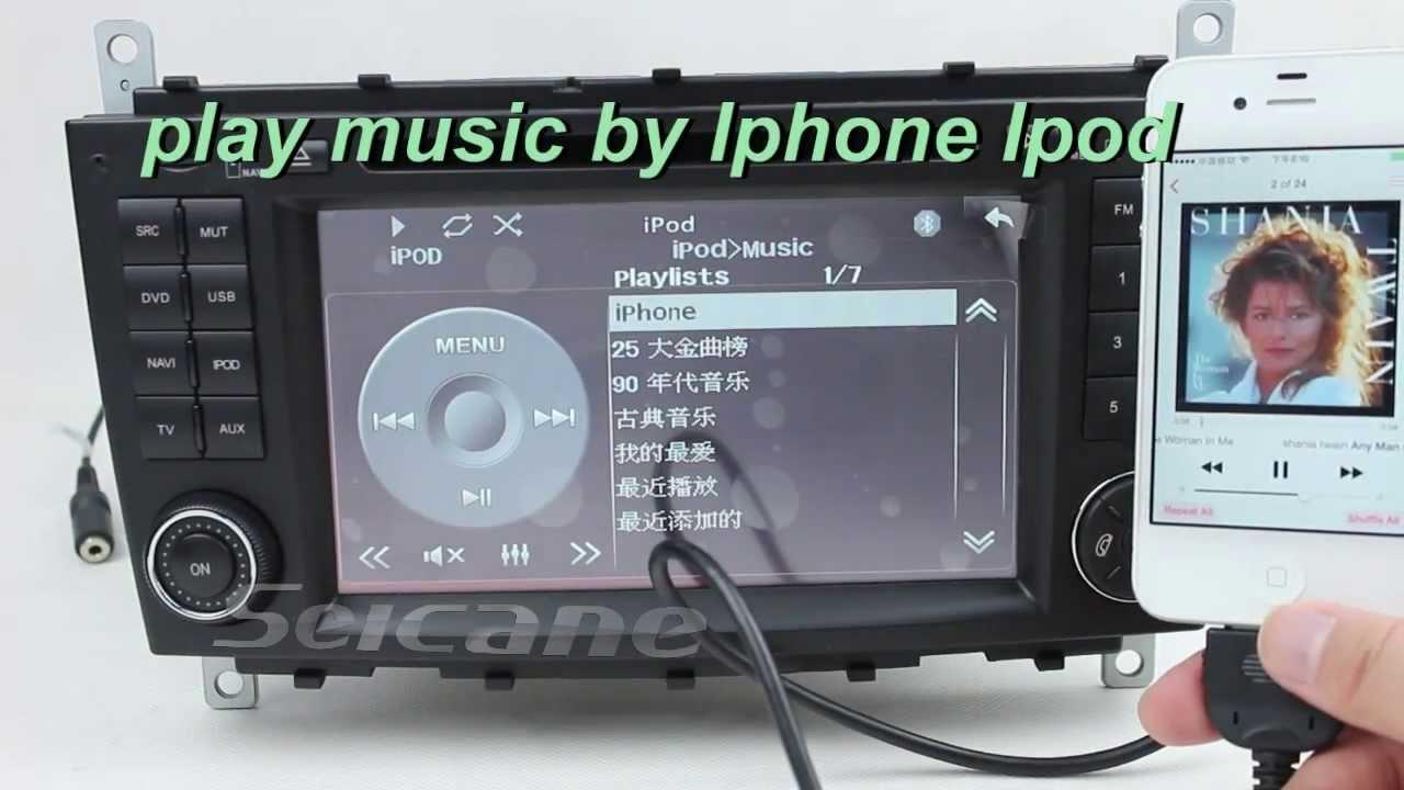 2014 Mercedes Sprinter Wiring Diagram 2 Din Mercedes Benz W209 Comand Ntg 2 5 Stereo Dvd With