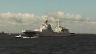 День ВМФ в Кронштадте 30 июля 2017г.
