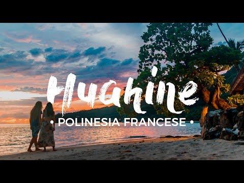 POLINESIA FRANCESE SOTTO LA PIOGGIA! - tour su HUAHINE tra mare e terra
