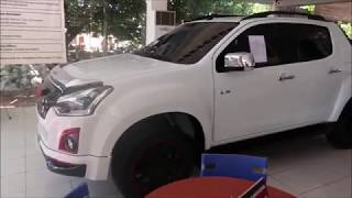 Isuzu Vehicles in the Philippines