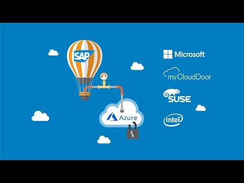 SAP On Azure Event At Microsoft
