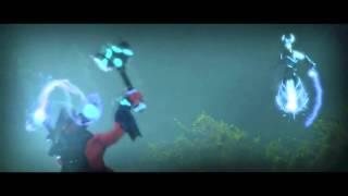 Dota 2 Cinematic montage