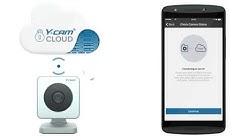 The Y-cam Evo Smart Security Camera - set up in under 2 mins!