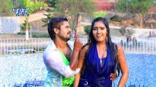Jab Tip Tip Barse - टिप टिप बरसे पानी - Bhaiya Ke Sali Cute Lageli - Satish Dangi - Bhojpuri Songs