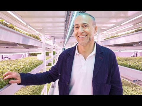 Growing Underground: The World's First Subterranean Farm