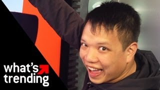"""Kid Koala Performs """"Skanky Panky"""" Live and Answers Fan Questions 