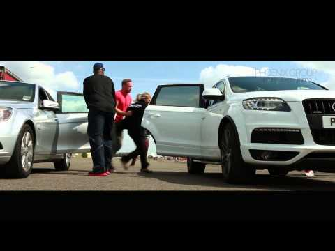 Phoenix Group TV: Phoenix Executive Close Protection Driving Day