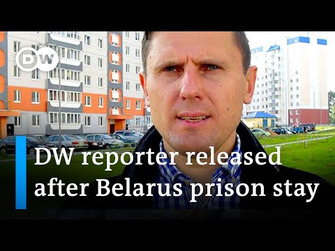 DW reporter says he was tortured in Belarus prison   DW News