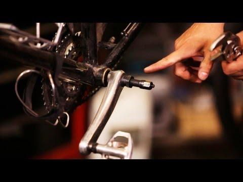 How to Remove a Crankset | Bicycle Repair
