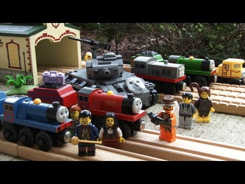 Mike and Frank Banter: Sodor's Legend of the Lost Treasure, #ScarletFire, and EE93's Return