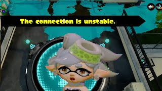 Splatoon - Bad connection to the maximum velocity