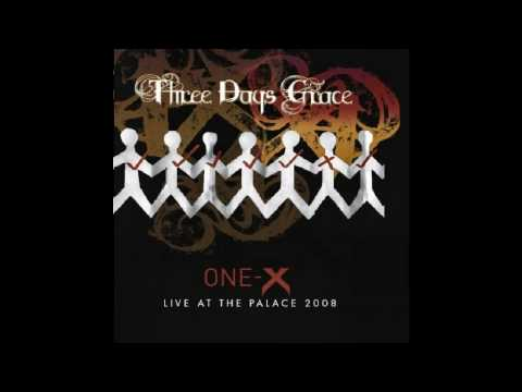 Three Days Grace-Get Out Alive