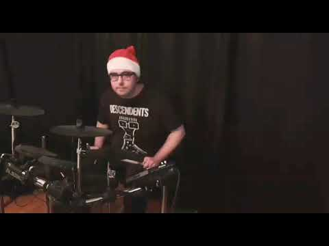 NOFX - Xmas Has Been X'ed - (Drum Cover) By Anthony Farina mp3