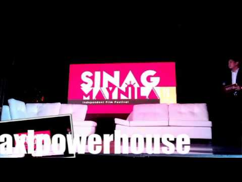 Sinag Manila 2016 media conference