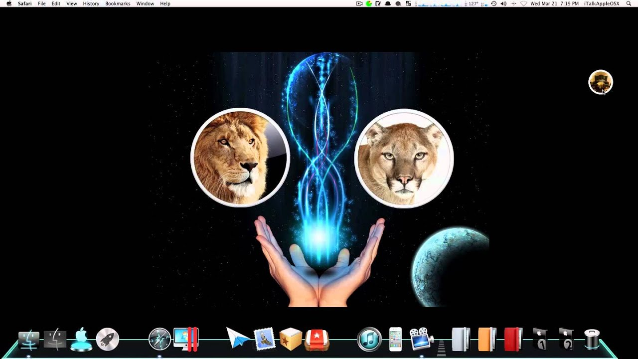 How To Get Cool Dashboard Widgets For Mac OS X Lion & Twitter App Review