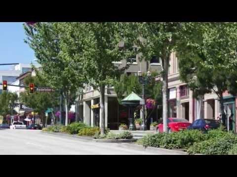 A New Look of Everett  WA.  2014