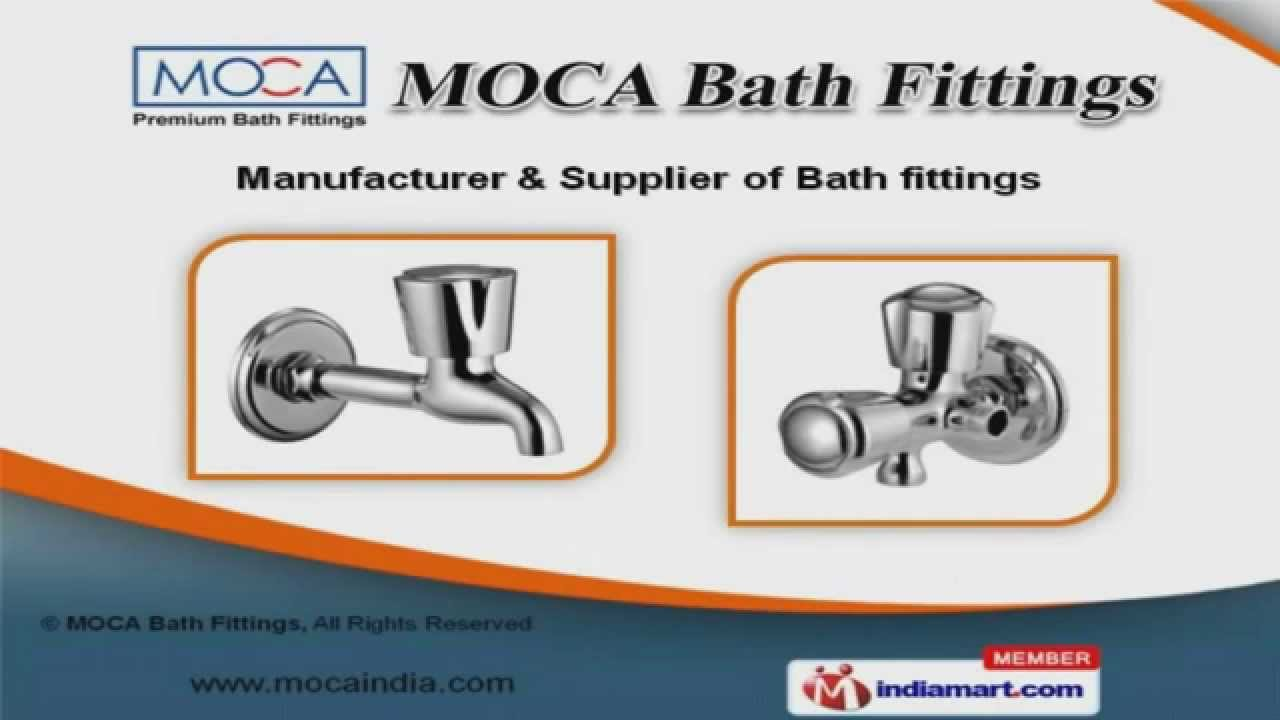 Bathroom fitting manufacturers - Luxury Bath Fittings By Moca Bath Fittings New Delhi