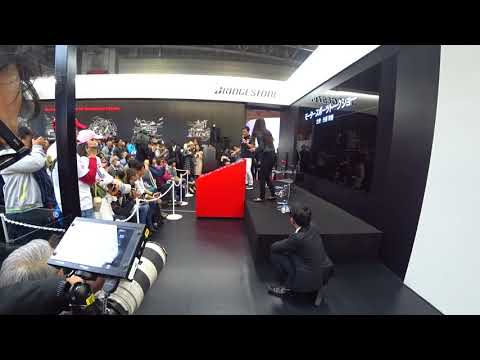 【TMS2017】Takuma Sato and Helio Castroneves Talk Show at Tokyo Motor Show 2017