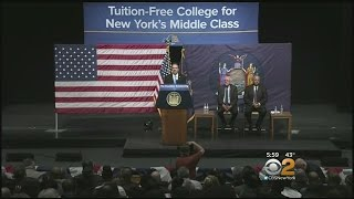 Who Will Foot The Bill For Free Tuition?
