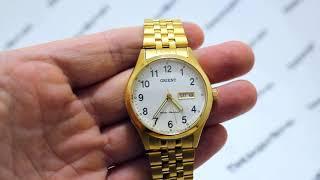 Часы Orient UG1Y004W - видео обзор от PresidentWatches.Ru