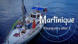 Pourquoi aller en Martinique ? guide de visites et d'activités