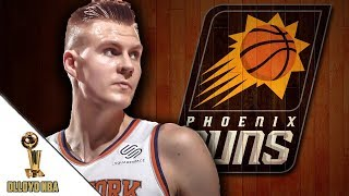 How The Knicks Almost Traded Kristaps Porzingis To The Phoenix Suns!!! | NBA News