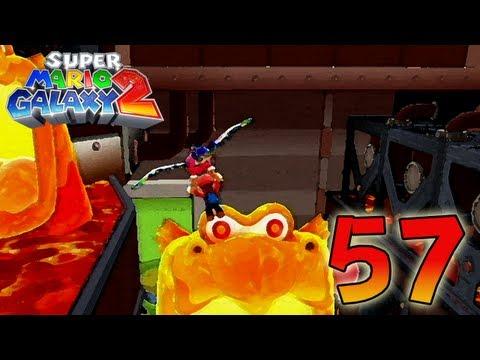 Let's Play Super Mario Galaxy 2 Part 57   Schon wieder der Vogel