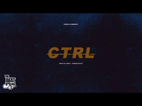 "Camila Cabello X Bad Bunny Ft Young Thug Type Beat ""CTRL""  | Latin Hip Hop Instrumental"