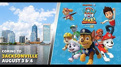 PAW Patrol Live! Shows in Jacksonville August 3 - 4!