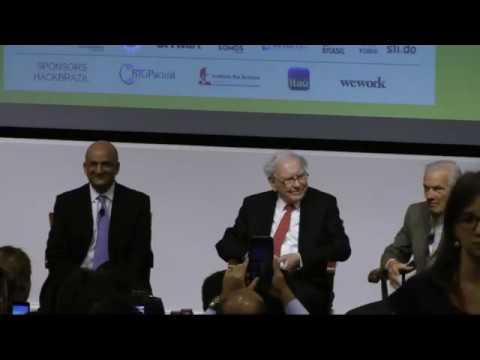 BC2017 - Nitin Nohria Interviews Jorge Paulo Lemann and Warren Buffett
