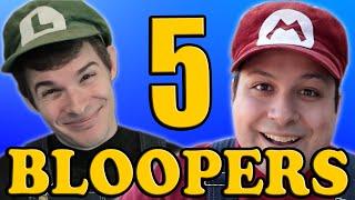 Stupid Mario World - Bloopers Part 5